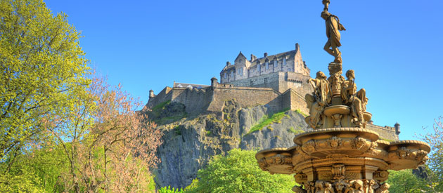 Edinburgh Scotland Vacations, What 4 Things Should You See!