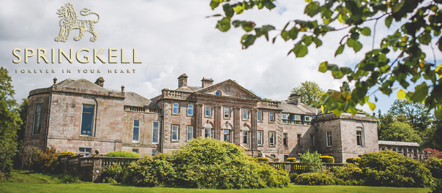 SPRINGKELL - EXCLUSIVE SCOTTISH WEDDING VENUE & ACCOMMODATION