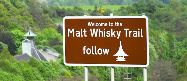 MALT & WHISKY TRAIL