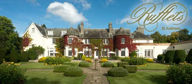 RUFFLETS COUNTRY HOUSE HOTEL, ST ANDREWS