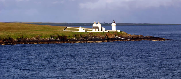 Orkney​​​​​​ is located in the Highland region of Scotland, United Kingdom.